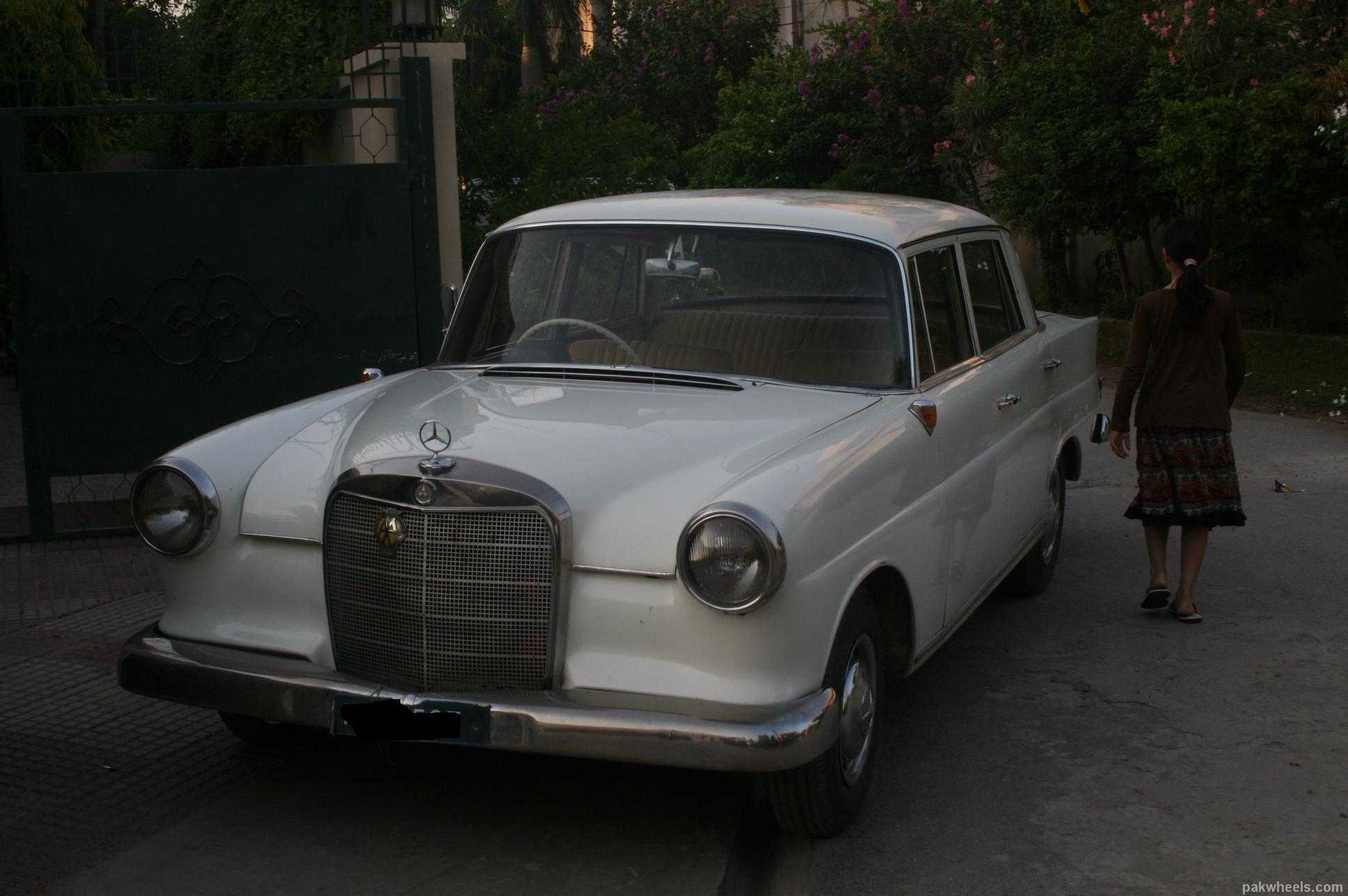 Mercedes benz s class 1960 of oomark member ride 10672 for 1960 mercedes benz