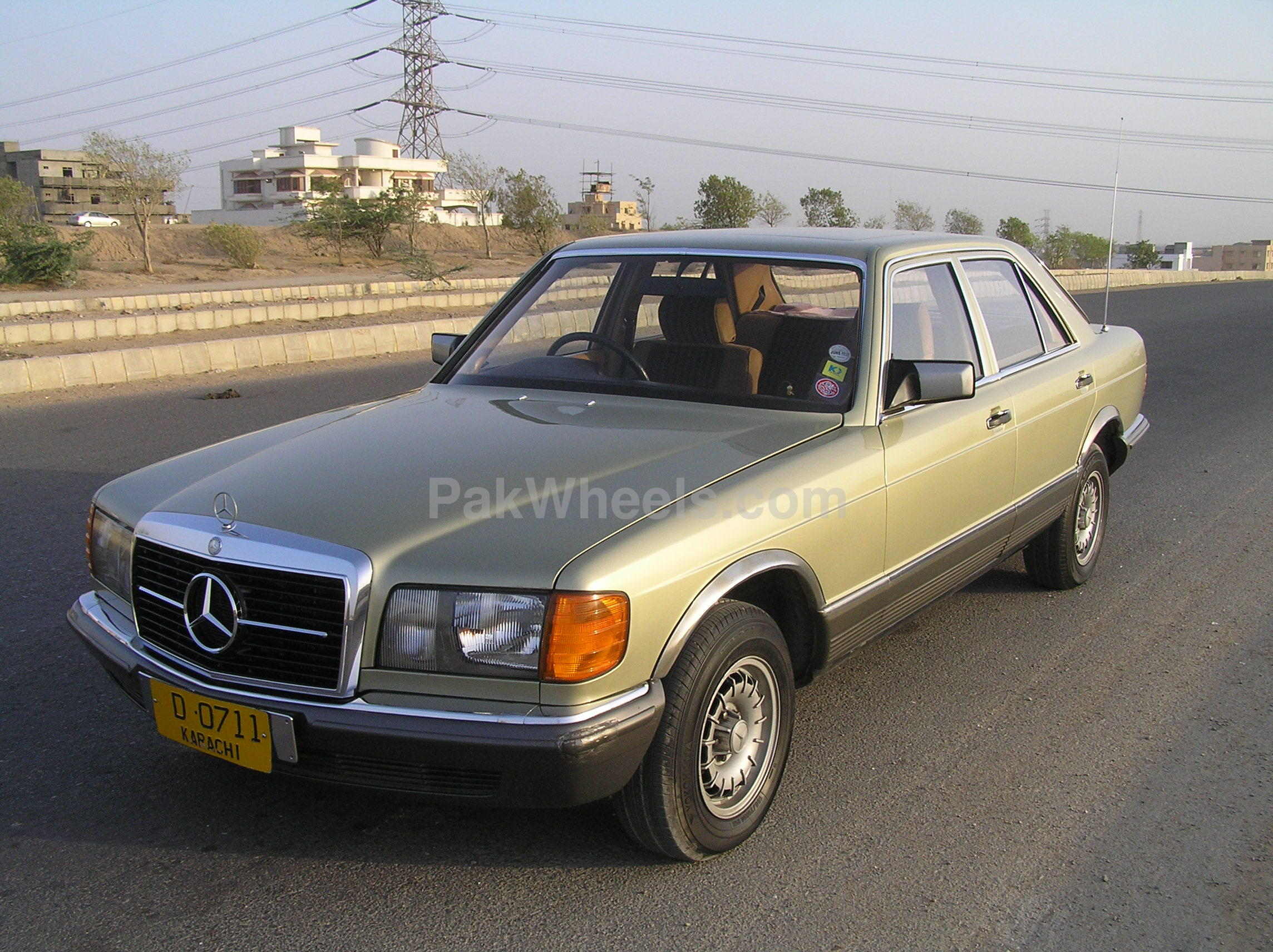 Mercedes benz s class 1982 of kamran alam 27696 for Mercedes benz membership