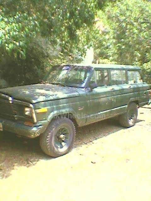 Best petrol engines to put in a 5-door 76 wagoneer ??? Suggestions needed - 217160