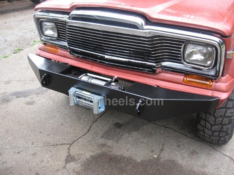 Best petrol engines to put in a 5-door 76 wagoneer ??? Suggestions needed - 219797