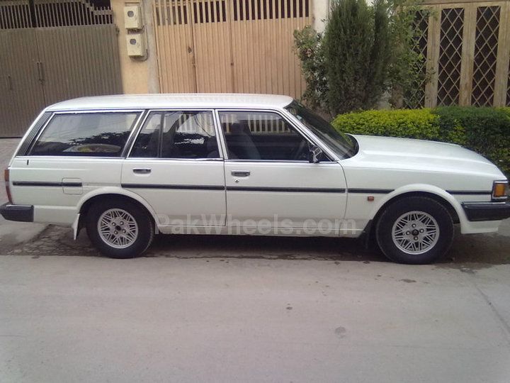 Toyota Cressida 1986 of Baber4 - 31846