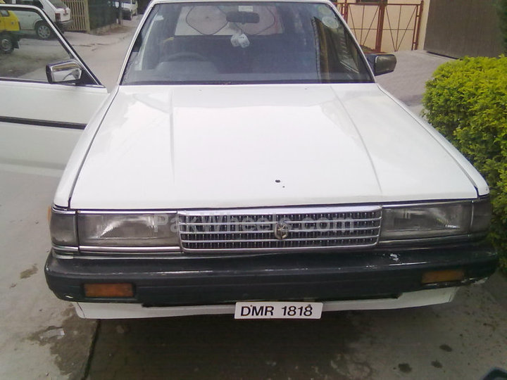 Toyota Cressida 1986 of Baber4 - 31847
