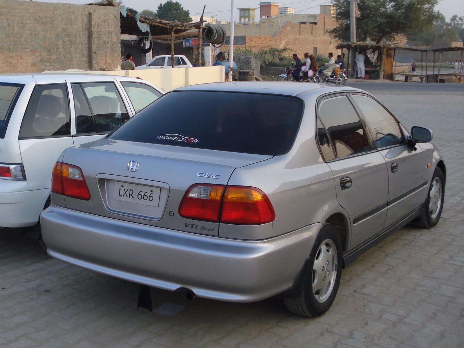 Honda Civic 2000 Of Tayyabbaig