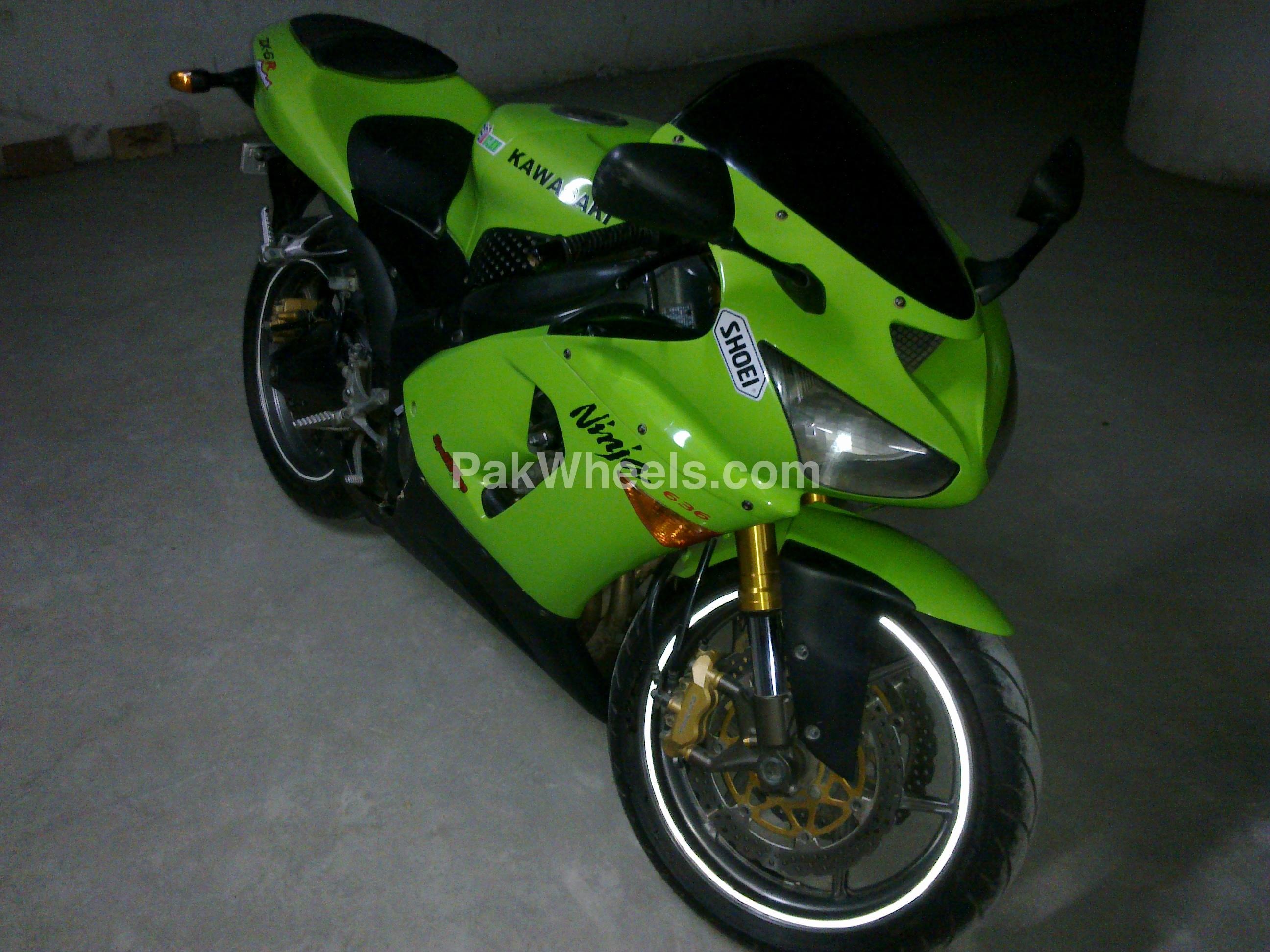 2005 Kawasaki Ninja Zx6r General Motorcycle Discussion Pakwheels