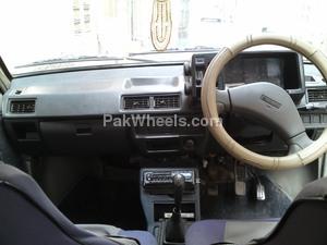 Pakistani assembled car's comparison with their first model for e.g.Cultus '01 vs '11 - Slide suzuki mehran 2000 485599