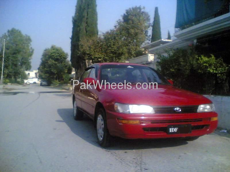Toyota Gli 1994 For Sale In Islamabad Cars Pakwheels