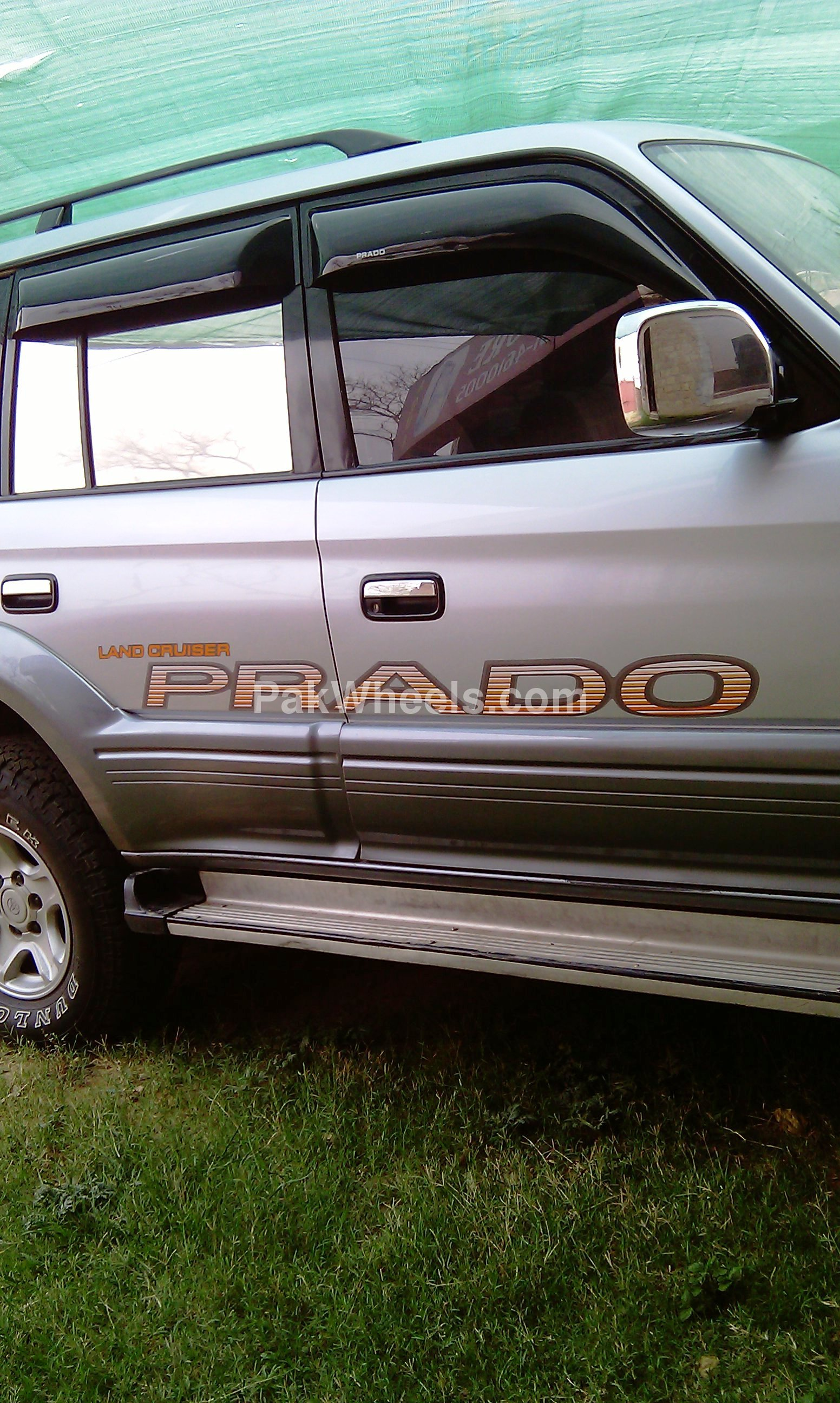 Used Toyota Land Cruiser Prado 3.0 N-turbo 1996 Car for sale in Islamabad - 242299 - 535260