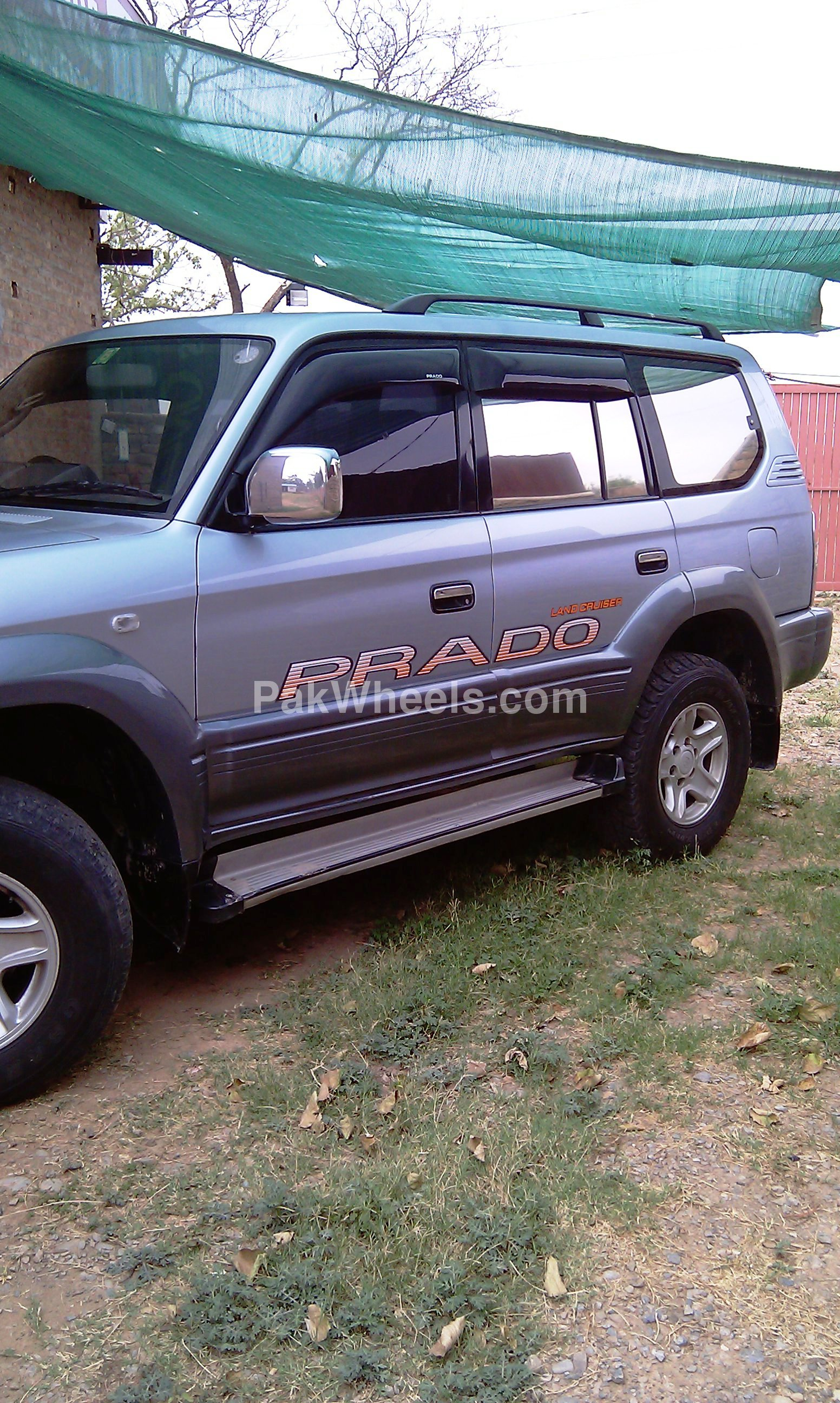 Used Toyota Land Cruiser Prado 3.0 N-turbo 1996 Car for sale in Islamabad - 242299 - 535262
