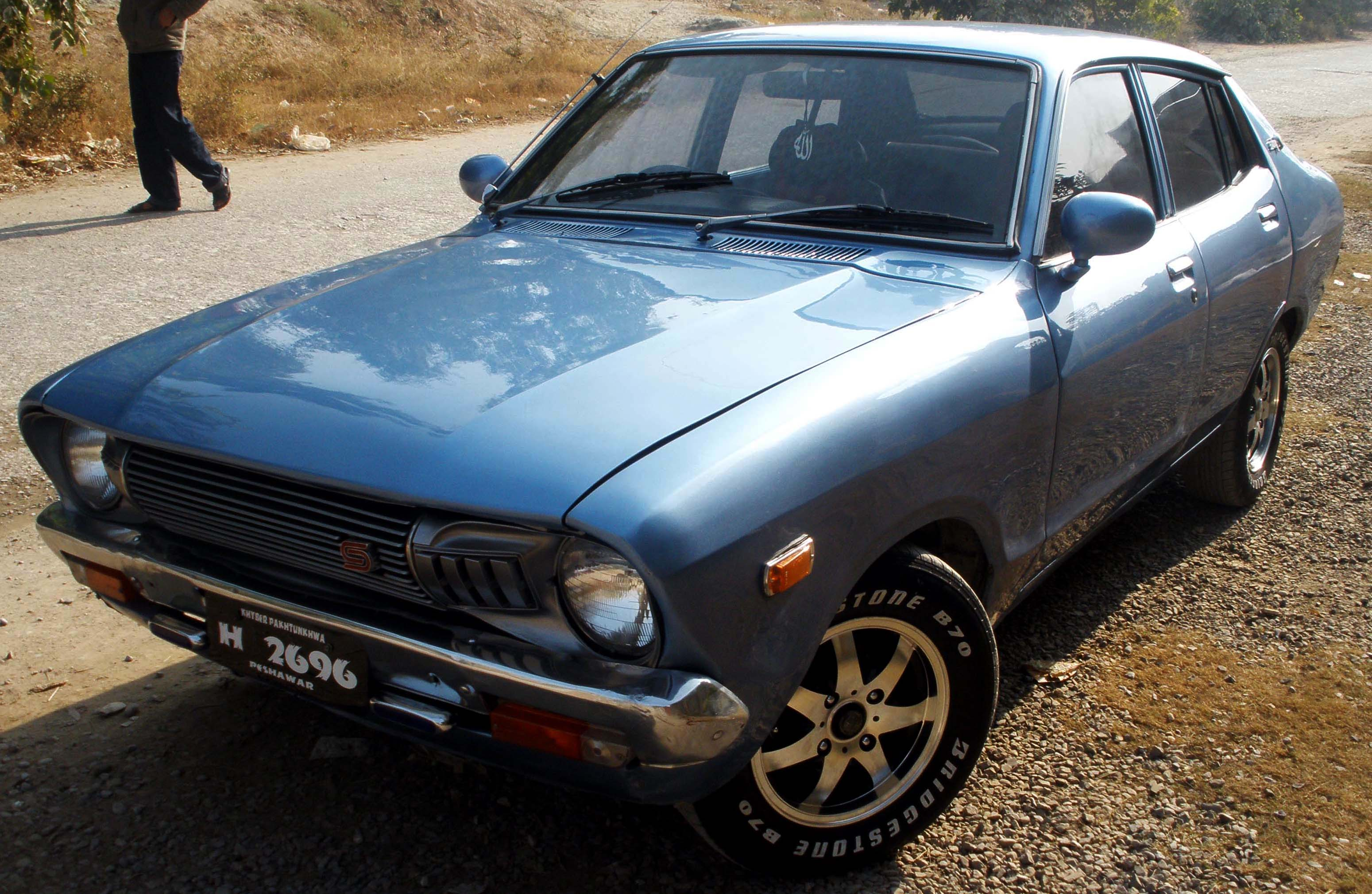 Datsun 120y 1974 Of Davidsadozai Member Ride 14823