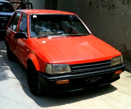 Daihatsu Charade 1985 of Faisal Khan - 41584