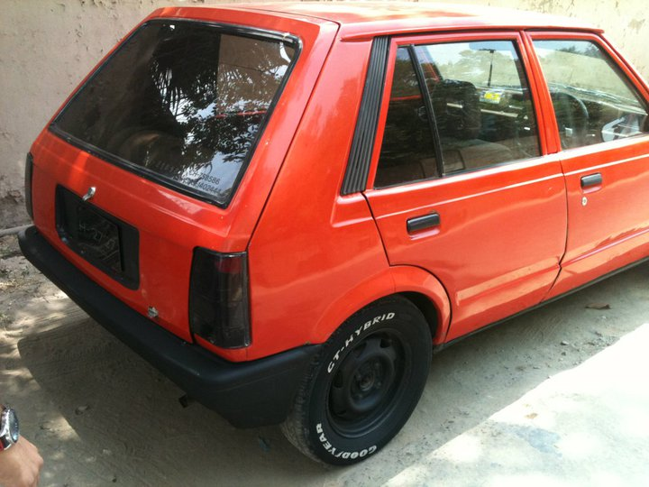 Daihatsu Charade 1985 of Faisal Khan - 41586