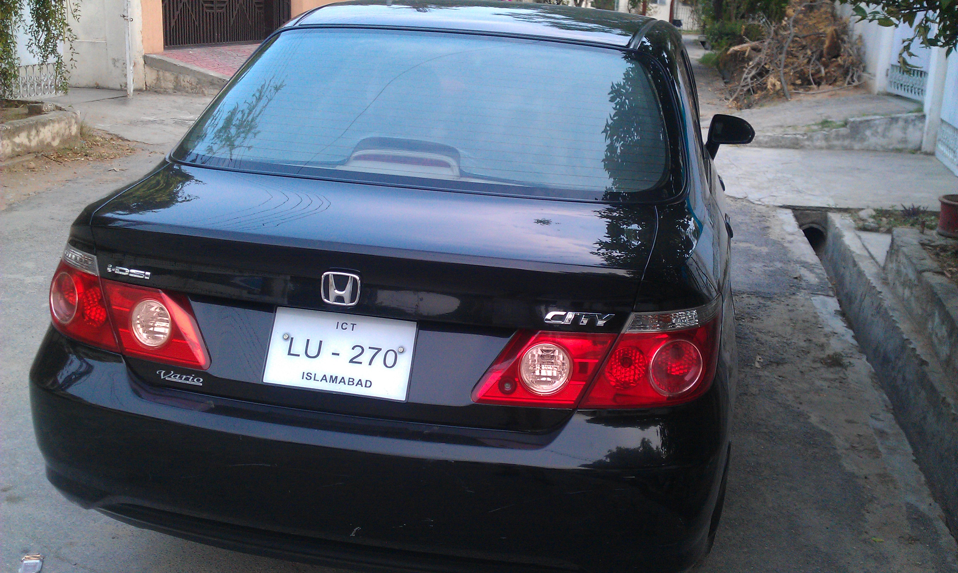 Honda City 2007 of Farouk - 40615