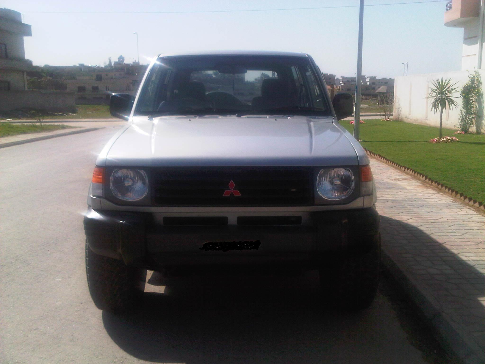 Mitsubishi Pajero 1997 of hasan - 37947