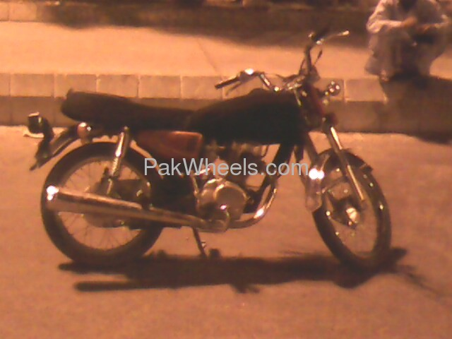 Used Honda CG-125 1989 Bike for sale in Karachi - Used Bike 96072 - 1019412