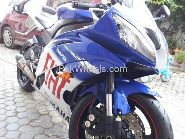 Used Yamaha YZF-R1 2010 Bike for sale in Islamabad - Used Bike 99762 - 1730448