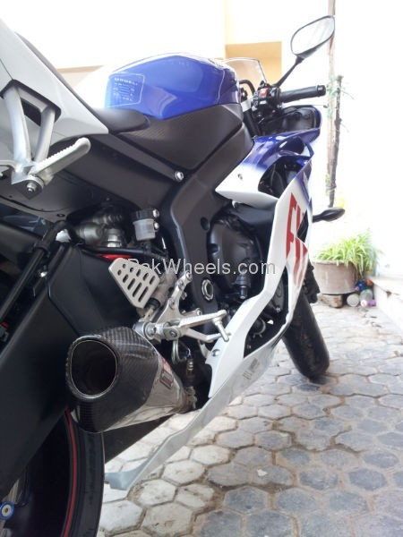 Used Yamaha YZF-R1 2010 Bike for sale in Islamabad - Used Bike 99762 - 1730449