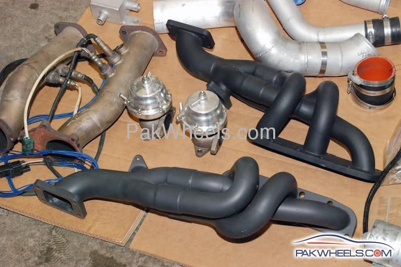 nissan 350z turbo kit for sale for sale in rawalpindi car accessory 676660 pakwheels. Black Bedroom Furniture Sets. Home Design Ideas