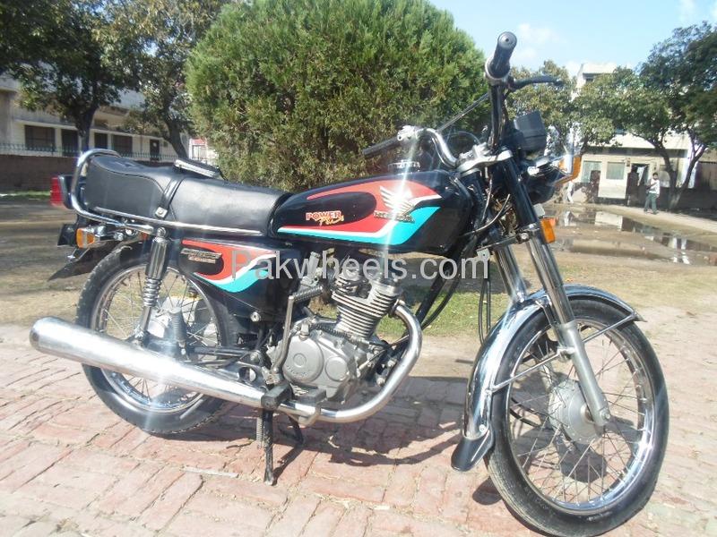 used honda cg 125 1998 bike for sale in lahore 101403 pakwheels. Black Bedroom Furniture Sets. Home Design Ideas