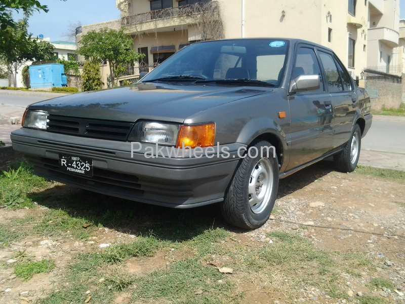 Nissan Pulsar 1987 Details and Specifications