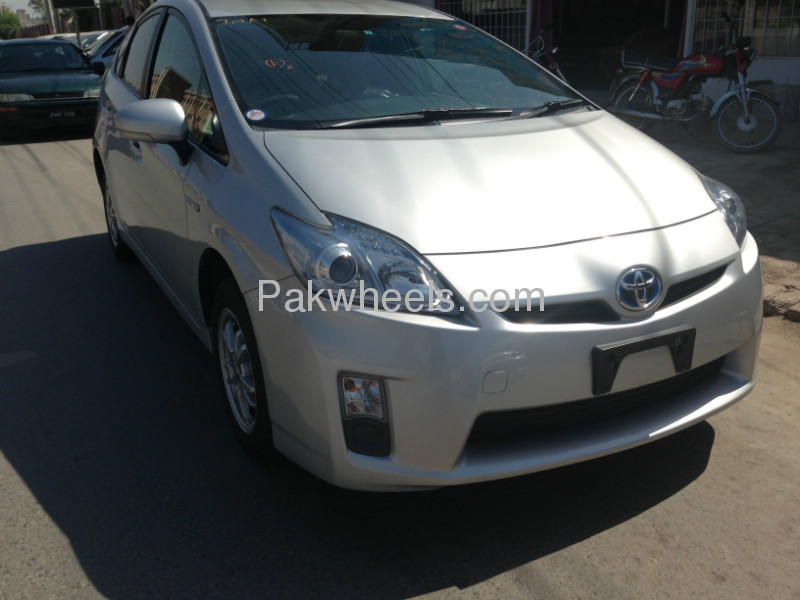 Used Toyota Prius 1.8 G 2009 Car for sale in Faisalabad - 527336 - 2063022