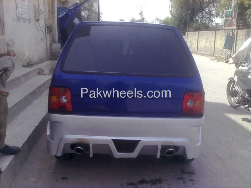 Suzuki Mehran Alto Full modification & Lamboo Door kit - 2148667
