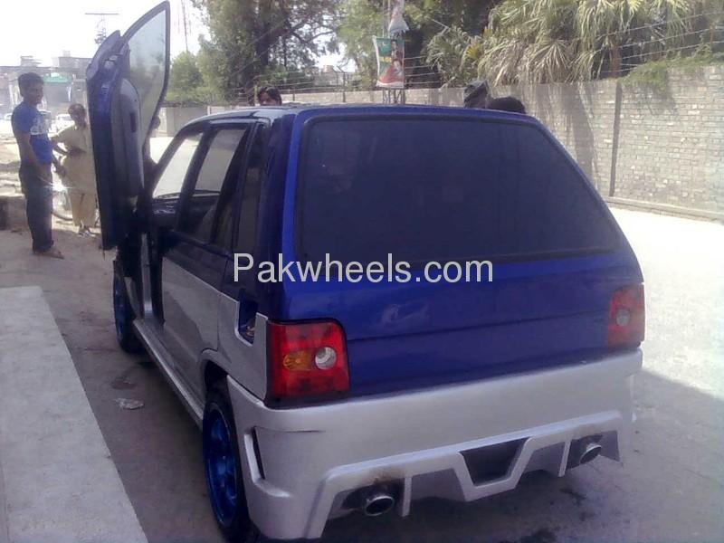 Suzuki Mehran Alto Full modification & Lamboo Door kit - 2148668