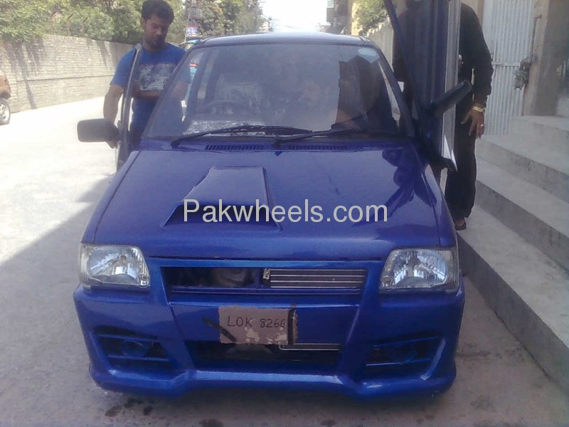 Suzuki Mehran Alto Full modification & Lamboo Door kit - 2148671