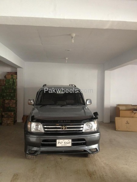Used Toyota Land Cruiser Prado 3.0 N-turbo 1996 Car for sale in Islamabad - 242299 - 2214330