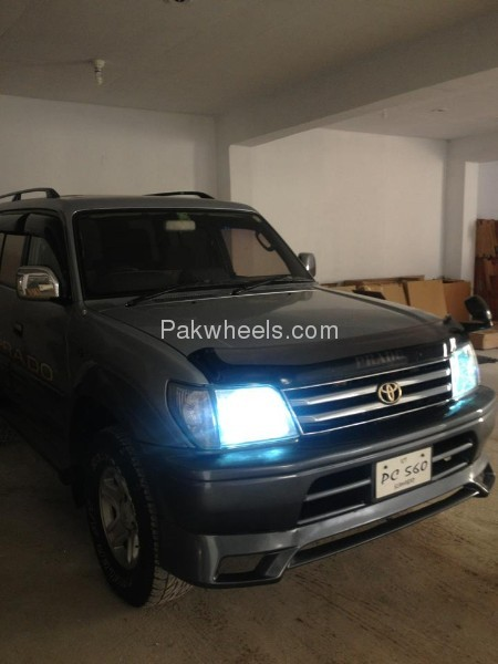 Used Toyota Land Cruiser Prado 3.0 N-turbo 1996 Car for sale in Islamabad - 242299 - 2214331