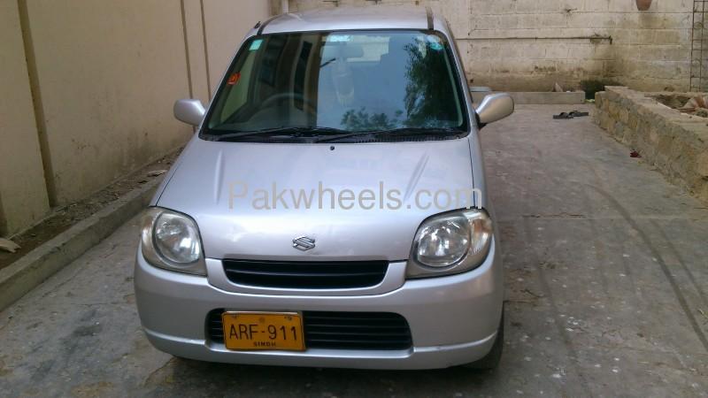 used suzuki kei b turbo 2005 car for sale in karachi 690890 pakwheels. Black Bedroom Furniture Sets. Home Design Ideas