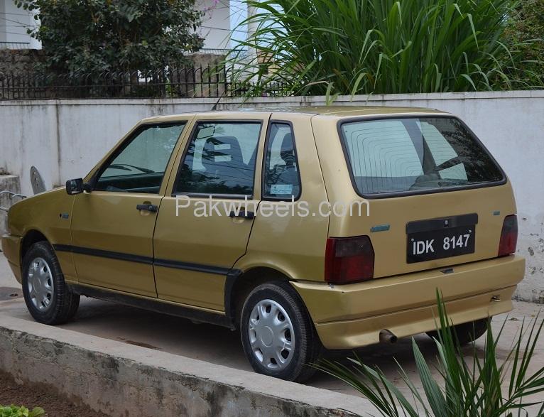 Used Fiat UNO 2000 Car For Sale In Rawalpindi