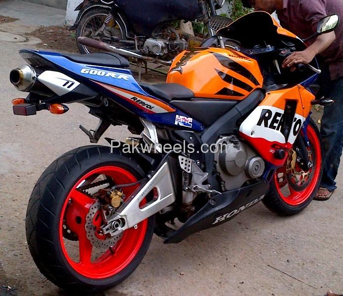 used honda cbr 600rr 2003 bike for sale in karachi 109342 pakwheels. Black Bedroom Furniture Sets. Home Design Ideas