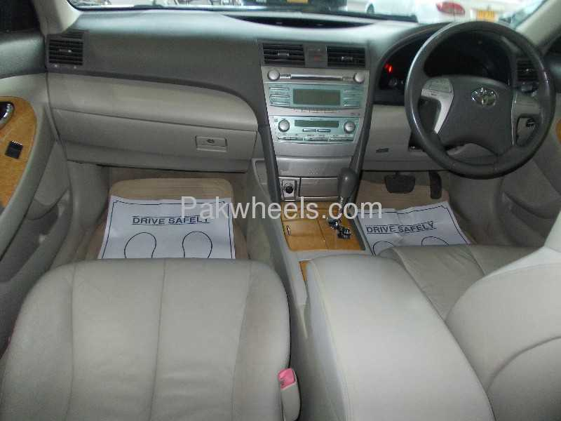 used toyota camry g limited edition 2006 car for sale in karachi 742740 pakwheels. Black Bedroom Furniture Sets. Home Design Ideas