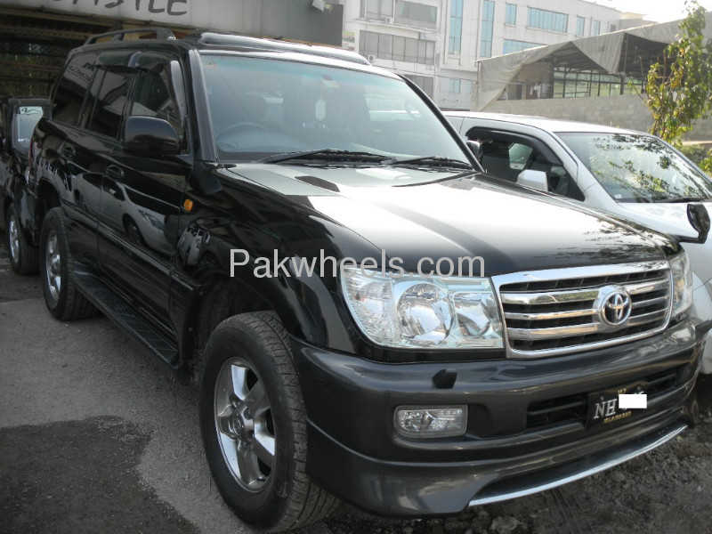 used toyota land cruiser vx 2006 car for sale in islamabad 744632 pakwheels. Black Bedroom Furniture Sets. Home Design Ideas