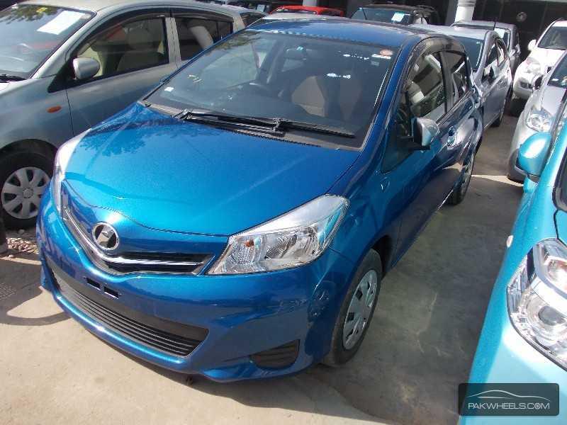 Used Toyota Vitz 1 0 Jewela 2011 Car For Sale In Karachi