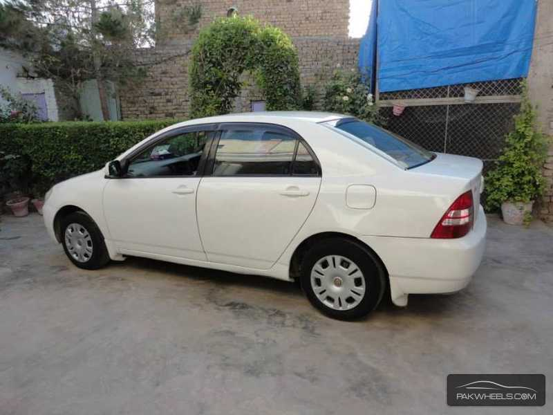 used toyota corolla x 2002 car for sale in quetta 774176 pakwheels. Black Bedroom Furniture Sets. Home Design Ideas