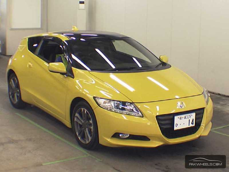 used honda crz 2011 car for sale in faisalabad 778750 pakwheels. Black Bedroom Furniture Sets. Home Design Ideas