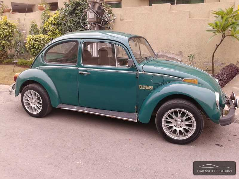 used volkswagen beetle 1974 car for sale in lahore 780839 pakwheels. Black Bedroom Furniture Sets. Home Design Ideas
