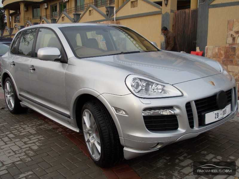 Used Porsche Cayenne Cayenne Gts 2008 Car For Sale In