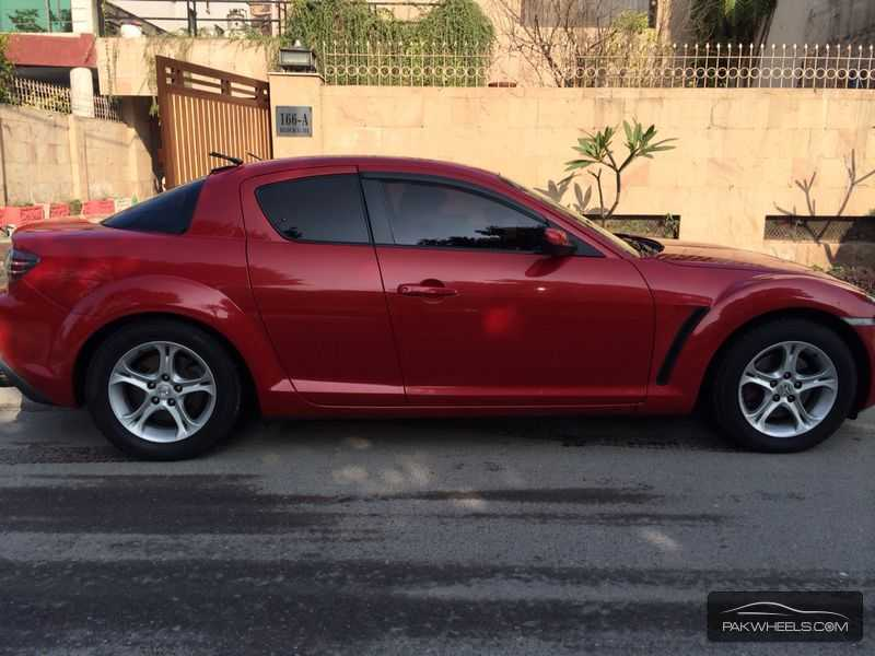 Mazda Rx 8 Cars For Sale In Lahore Verified Car Ads