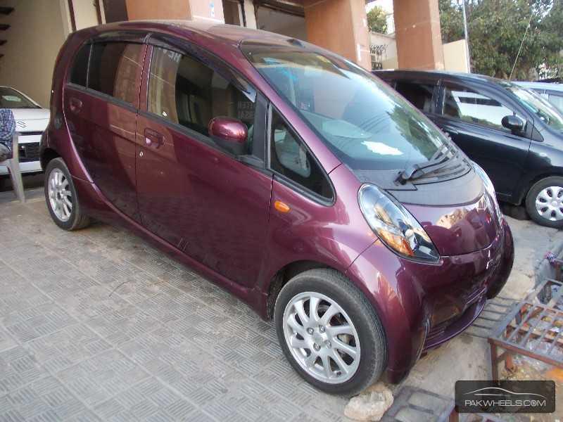 used mitsubishi i 2010 car for sale in karachi 786419