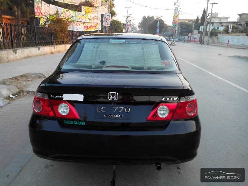 used honda city 2007 car for sale in islamabad