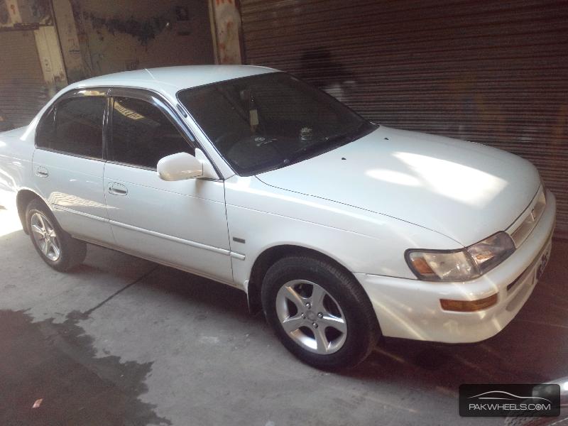 1995 toyota corolla manual transmission