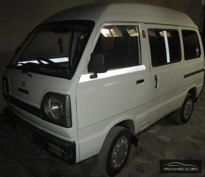 Suzuki Bolan Vxr Price In Pakistan