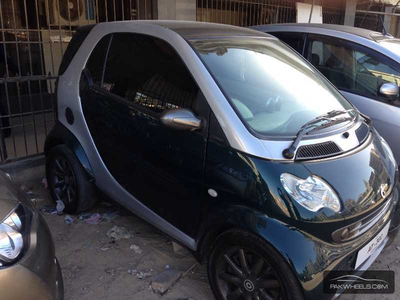 Used mercedes benz smart 2006 car for sale in karachi for Mercedes benz smart car for sale