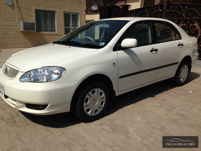 used toyota corolla xli 2008 car for sale in lahore 809069 pakwheels. Black Bedroom Furniture Sets. Home Design Ideas