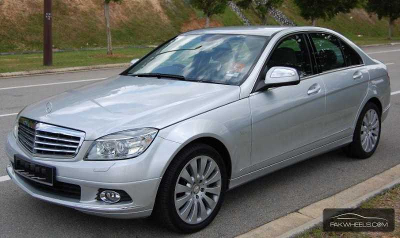 used mercedes benz c class c200 2007 car for sale in