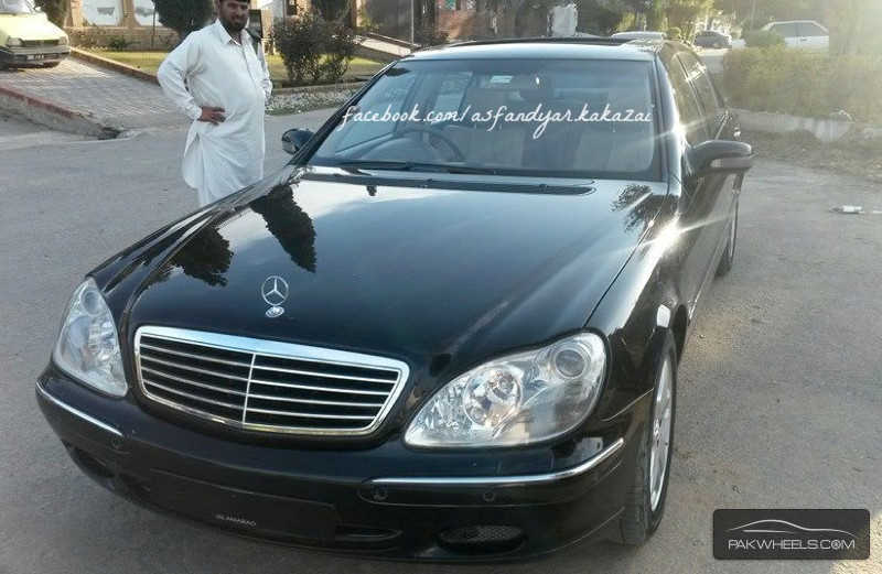 used mercedes benz s class s 320 2003 car for sale in