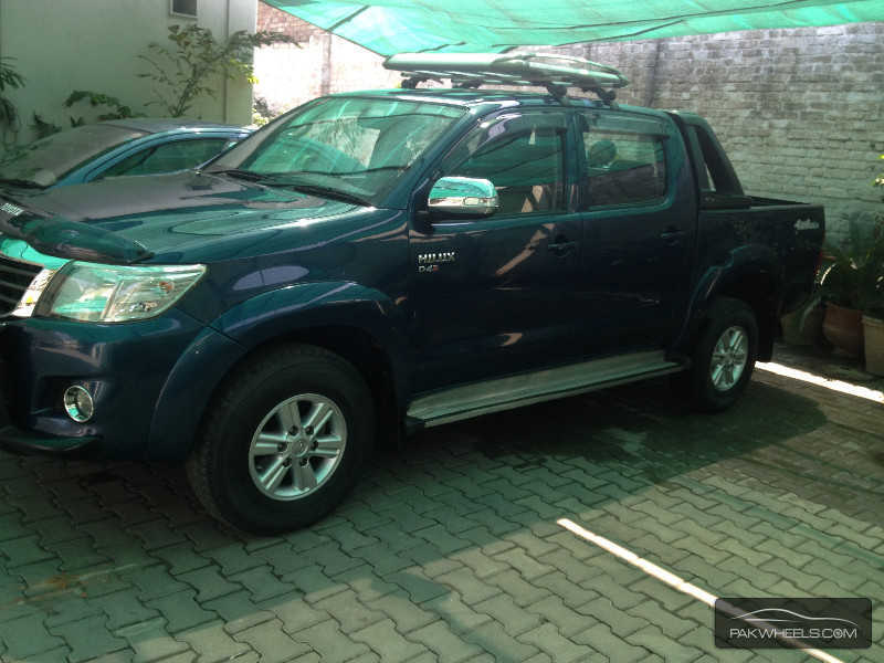 2013 Toyota Hilux Vigo Champ Prices In Pakistan Cars New Cars | Apps