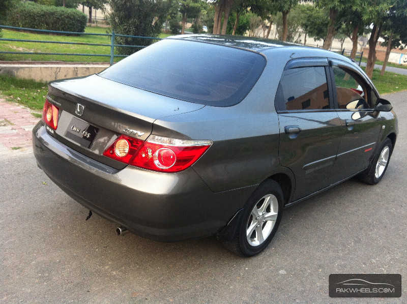 Used Honda City I-dsi 2006 Car For Sale In Lahore